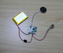 customerised melody chip ic for Greeting Card,USB Port Download Custom Sound & Recharge Power