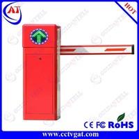 single pole stainless steel barrier gate for car parking/intelligent car parking system GAT-P43
