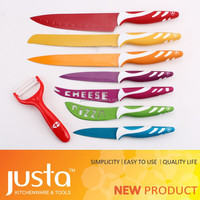 Guangdong China Color Knife Swiss Line Knife Set