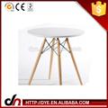 Stock atacado bétula impermeável eames tabela base, madeira& metal tabela base, dsw eames mesa de jantar