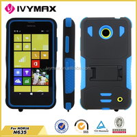 China Factory supplier armor cell phone case for Nokia N635