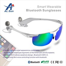 2013 Wireless Cool Kids Funny Holiday Bluetooth Headset Sunglasses For Men