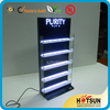 5 Layers Acrylic LED lighting e cigarette bottle display