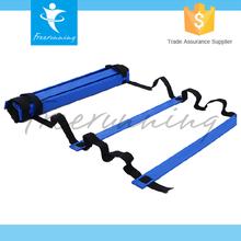 Football Training Flat Rung Adjustable Speed Ladder