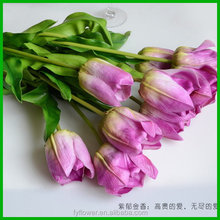 Customized antique artificial daffodils tulips flowers