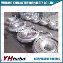 alumínio habitação turbo kkk para turbochager