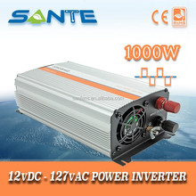 Heavy duty DC to AC double surge power 1000W modified sine wave inverter