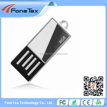 USB Flash Drive 64gb Slim Pen Drive 32gb u disk USB Flash Driver Metal PenDriver Memory Storage Stick