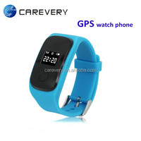 Waterproof gps tracking device for kids, the latest cheap kids sos watch phone