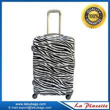 Gift neoprene children travel trolley luggage bag spandex Alibaba