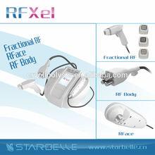 Fraccional rf radio frecuencia de quitar las arrugas del ojo de la máquina- rfxel