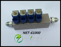 CNG/LNG injection injector rail engine repair kit