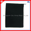Black Cotton Fabric Handbag Dust Bag Wholesale
