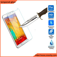 9H Anti-scratch 0.33mm 2.5d tempered glass screen protector for samsung galaxy note 3