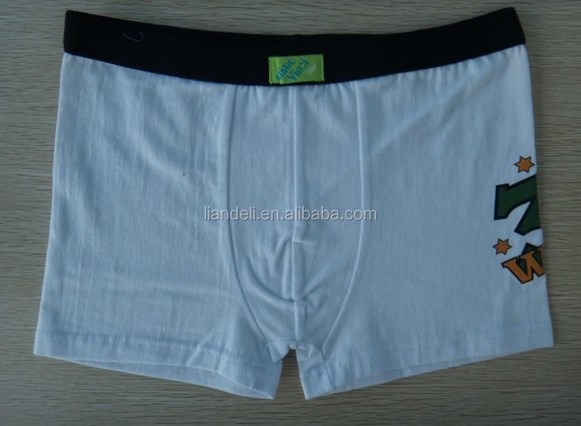white cheap boys underwear