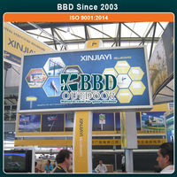 Custom China made new outdoor advertising metal signboard