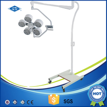 Mobile Stand Floor LED shadowless operating lamp