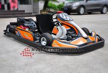 Best Price 200cc single seat go kart/racing go kart WITH WET CLUTCH SYSTEM