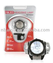 2 IN 1 BICYCLE AND HEAD LAMP
