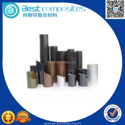 Best Composites reinforced polymer High Tensile Strength glass fibre tube tubing