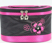 corea moda por mayor clásico casos cosméticos promocional bolsa de mano viaje cosméticos organizador