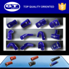 air hose for auto parts with all kinds of colors and shapes and sizes silicone hose / soft silicone tube