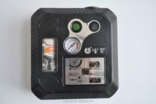 New style Car air pump Car air compressor inflatable tire with Repair agent LEI HU brand