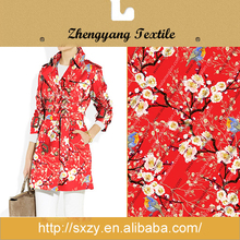 100% Polyester printing new oriental fabric for dress