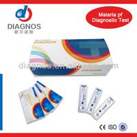 Malaria PF rapid Test kits(Colloidal Gold)/Medical Diagnostic Test