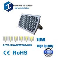 2015 Hot selling 70W led flood light, floodlights led 70W, outdoor floodlights 230V volte IP65