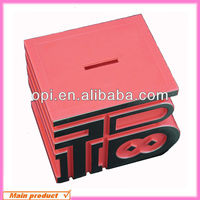OEM Plastic Promotional Gift secret money box