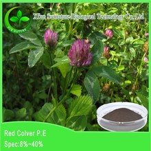 high quality and best price red clover extract
