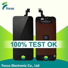 High quality cheap for iphone 5c lcd touch screen digitizer assembly