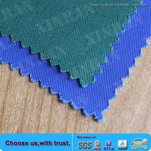 Wholesale Environment 270gsm 100% Cotton Fire Fighting Twill Fabric