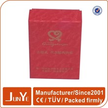 Cute red olive oil paper gift box wholesale in China