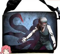 Японские Аниме Токио упырь косплей messenger сумки liangpi Сумка наплечная сумка