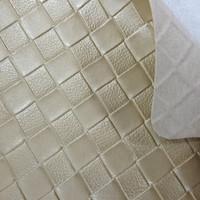 "''H"" pattern PVC leather for BAG,BELT"