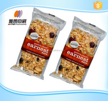 gas filling packing cereal bars