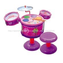 tambores de juguete musical de jazz tambor kit