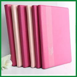 Fashion designer for genuine leather ipad air case