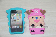 2013 Beautiful Tony.Tony.Chopper/Cell Phone Silicone Case for iphone