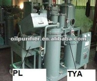 Stainless Steel Vacuum cooking oil purifier / vegetable oil filtration system / Edible oil recycling machine