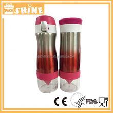 Hot Selling 500Ml Vitality Juice Source Bottle Lemon Cup