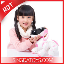 2099 Inteligent Dialogue RC Robot Dog For Sale