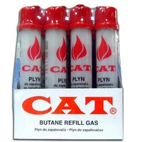 Lighter Gas Refill Butane Universal Fluid Fuel Ultra Refined 65ml-33g