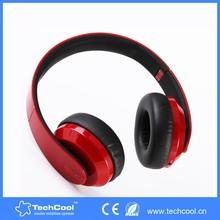 supper big earmuff comforatble overhead bluetooth headphones
