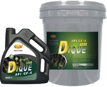 4L API CF4 15W40 Diesel Engine Oil