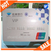 CMYK printing authenticity card