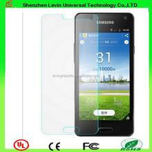 Manufacture High Transparent Anti-Water Anti-Broken Anti-Shave 9H Tempered Grass Screen Protector For Phone
