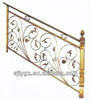 2013 Nice Fashion wedding stair decoration of Wrought iron